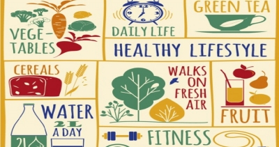 5 Tips for a Healthy Life