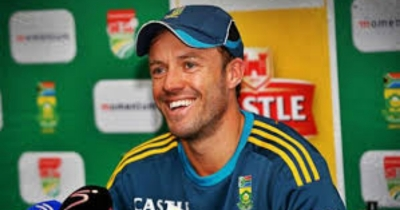 AB de Villiers: a career in numbers