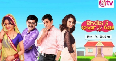 Bhabi Ji Ghar Par Hain - Hindi Serial - Episode 14 - March 19, 2015 - And Tv Show - Best Scene