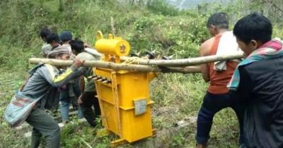 पीएम मोदी का एलान, देश के हर गांव तक पहुंची बिजली