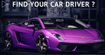 find the driver for your car?