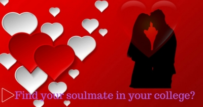 Find your soulmate in your college?