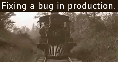 Fixing a Bug in Production!