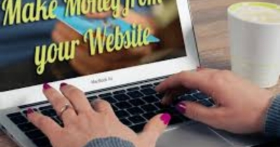 How to make a Website and Make money online