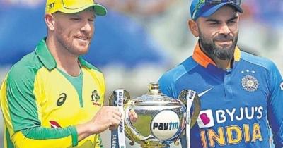 INDIA vs AUS ODI live match cricket for free
