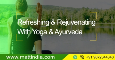 Kerala Tour Attractions: Refreshing & Rejuvenating with Yoga