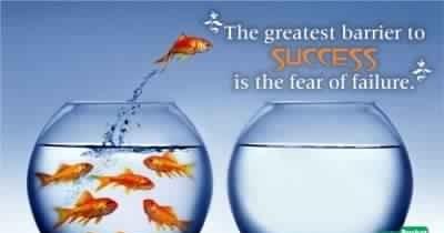 lack of success