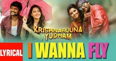 Nani's Krishnarjuna Yuddam 2nd Song || Anupama Parameswaran