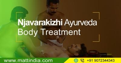 Njavarakizhi Ayurveda Body Treatment