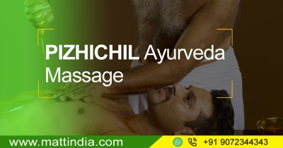 Pizhichil Ayurveda Massage Kerala India