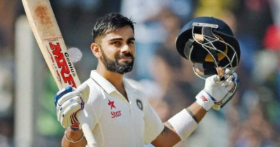Recent records broken by Virat Kohli