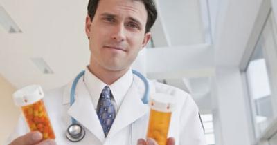 Risk of serious falls linked to changes in blood presr drug
