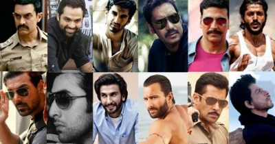 See who is your Favorite actor