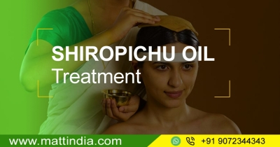 Shiropichu Oil Treatment