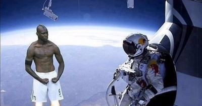 The Most Trolled Footballer EVER! #MARIO BALOTELLI