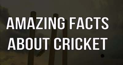 The TOP 25 Mind-Blowing Facts of CRICKET!