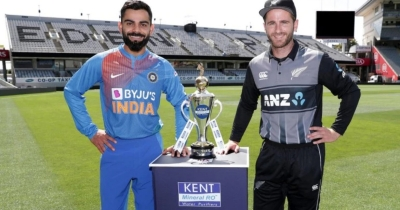 Watch INDvsNZ all T20 matches for free Live