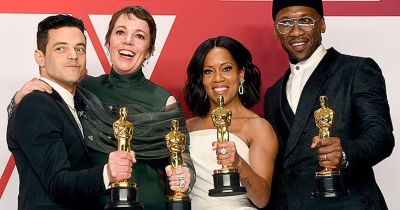 What made the Oscars SO DIFFERENT this year