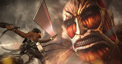 which is your enemy in Attack on Titan?
