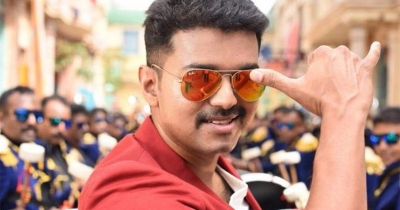 Which movie of vijay resembles your life ?
