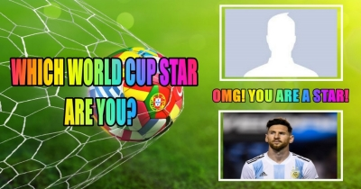 Which World Cup Star are you?