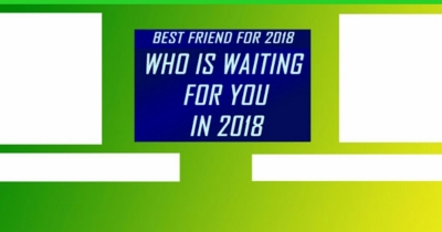 Who is waiting for you in 2018