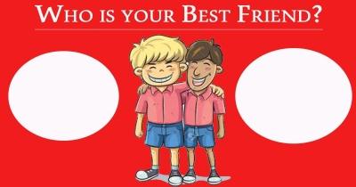 Who is youtr best friend?