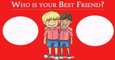 Who is ypur best friend?