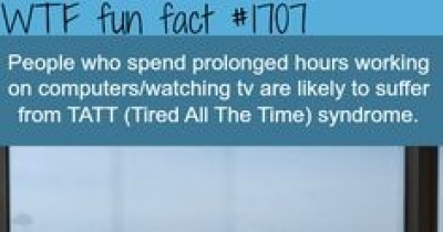 WTF FACTS #9